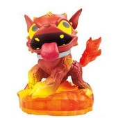 Figurine Skylanders Giants Hot Dog