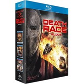 Death Race Trilogie - Blu-Ray de Paul W.S. Anderson