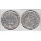 Pi�ce 5 Francs Argent Louis Philippe 1832