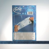 Gre Pools - Kit R�paration Waterproof 5 Patchs Pr�encoll�s