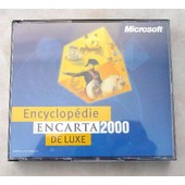 Encyclopedie Encarta De Luxe 2000