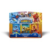 Skylanders Giants Battlepack 2 : Hot Dog + Bullet Throw + Zap