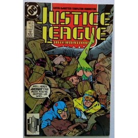 Justice League International N�21 (Vo) 1988
