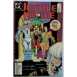 Justice League International N�20 (Vo) 12/1988
