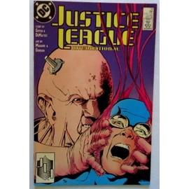 Justice League International N�17 (Vo) 09/1988
