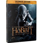 Le Hobbit : Un Voyage Inattendu - Ultimate Edition - Blu-Ray+ Dvd + Copie Digitale - Steelbook Gollum de Peter Jackson