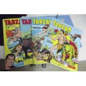 Lot 4 Tarzan 1975 N�74-75-76-80