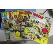 Lot 5 Tarzan 1965 N�9-10-13-14-15