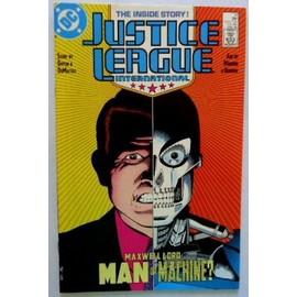 Justice League International N�12 (Vo) 04/1988