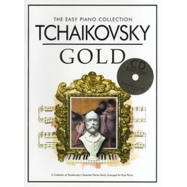 The Easy Piano Collection : Tchaikovsky Gold (CD Edition)