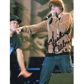 Justin Bieber - Photo Dedicacee - Serie 7