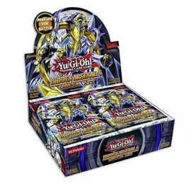 Booster Yugioh Arsenal Mysterieux 6