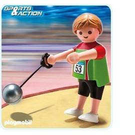 Playmobil 5200 - Lanceur De Marteau