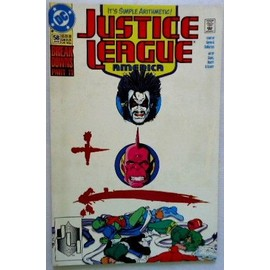 Justice League N�58 (Vo) 01/1992