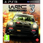 Wrc 3 : Fia World Rally Championship [Import Anglais] [Jeu Ps3]
