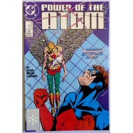 Power Of Atom N�08 (Vo) 01/1989