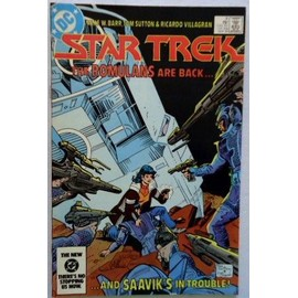 Star Trek N�08 (Vo) 11/1984