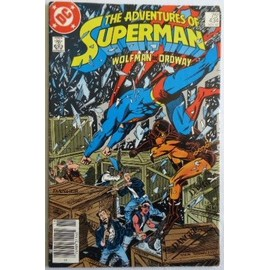 The Adventures Of Supermam N�434 (Vo) 11/1987