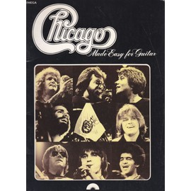 Chicago. Made easy for guitar