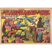 Collection Suppl�ment � Tarzan N� 49 : Une Aventure De Bob L'aviateur : Les Naufrag�s Du Ciel. (20 Janvier 1949)