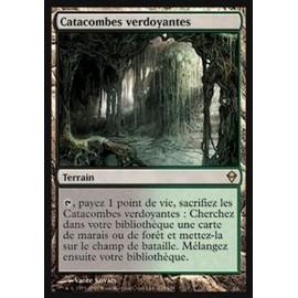 Catacombes Verdoyantes - Zendikar