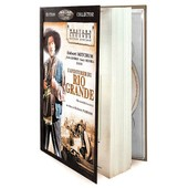 L'aventurier Du Rio Grande - �dition Collector Blu-Ray+ Dvd + Livre de Robert Parrish