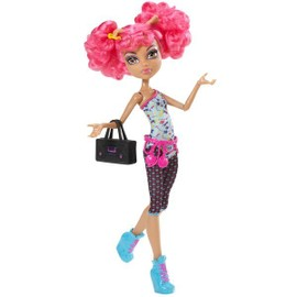 Poup�e Monster High Howleen Wolf Dance Class Hip Hop