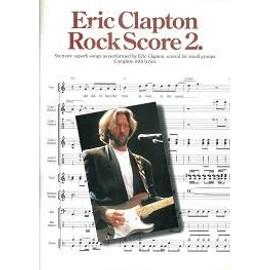 Eric Clapton Rock Score N°2