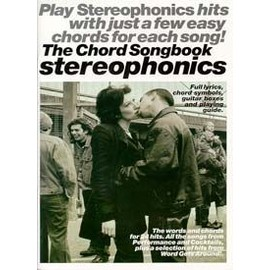 STEREOPHONICS CHORD SONGBOOK