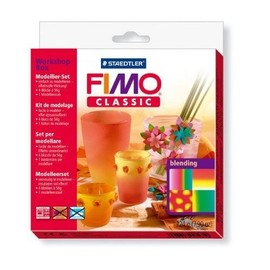 Fimo Classic Kit De Modelage Workshop Box