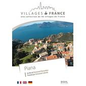 Villages De France Volume 25 : Piana de Emmanuel Descombes