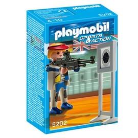 Playmobil 5202 - Tireur � La Carabine
