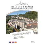 Villages De France Volume 24 : Plombi�res de St�phane Jacques