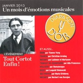 Diapason D'or - Janvier 2013 - Cd