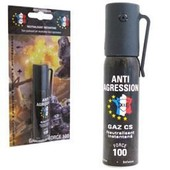 Bombe Anti-Agression - 25ml