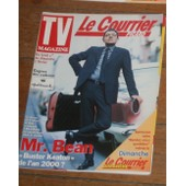 Tv Le Courrier Picard Rowan Atkinson Mr Bean 1p/ Kenneth Branagh 1p/ Seinfeld 1/2p/ Pierre Perret 1/2p/ Richard Berry 1/2p/ Denis Charvet Rugby 1/2p/ Veronique Jannot 1p/ Francis Huster Alexandra Vandernoot Georges Corraface 1.5p/ 16799