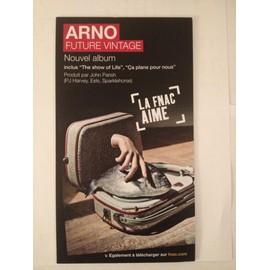 PLV Arno Future vintage