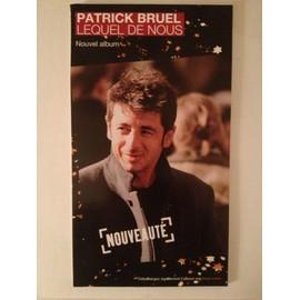 PLV Patrick Bruel