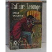 L'affaire Lerouge de Emile Gaboriau