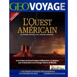 Geo Voyage N�8 L'ouest Americain 8