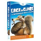 L'age De Glace L'int�grale Des 4 Films de 20th Centuary Fox