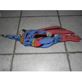 Grand Sticker Mural Superman