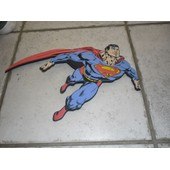 Grand Sticker Mural Superman 2