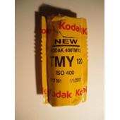 Pellicule TMY 120 ISO/400 PRO (400TMY-2)