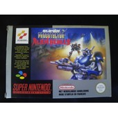 Super Probotector Alien Rebels