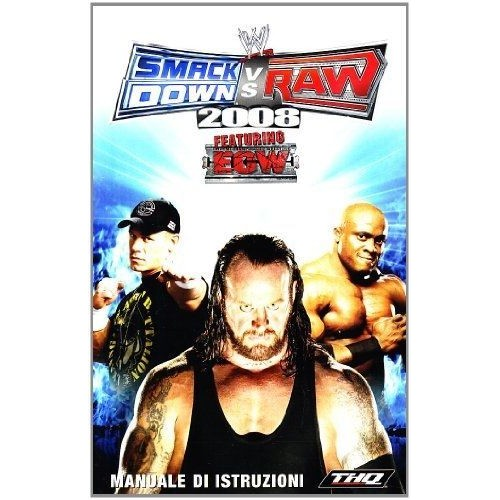 WWE Smackdown vs Raw 2010 - PlayStation 2