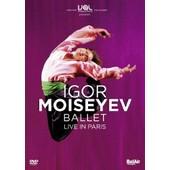 Igor Moiseyev Ballet : Live In Paris de Igor Moiseyev