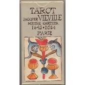 Tarot De Marseille De Jacques Vieville 1650 H�ron Boechat