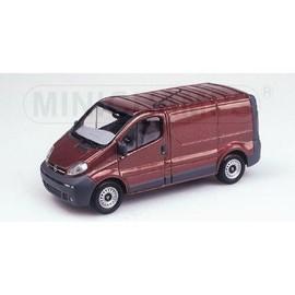 Minichamps 430040561 Opel Vivaro Van 2001 Red Metallic Camion Furgoni Bus Scala 1/43
