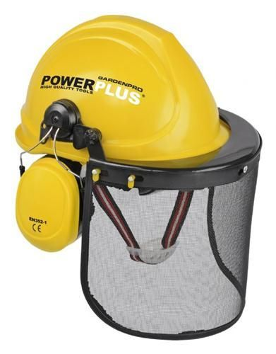 Casque de Securite Forestier Builder Cf 01